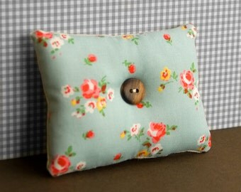 LAST ONE Cath Kidston Fabric Floral Pincushion