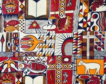 African Prints/African Fabric/Crafts/African Clothing/ Holland Wax / Ankara / Java Wax/Mali Ankara Wax per yard