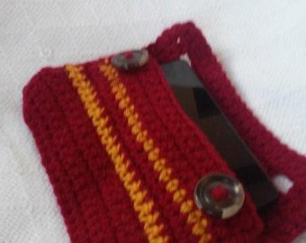 Crochet I Phone case
