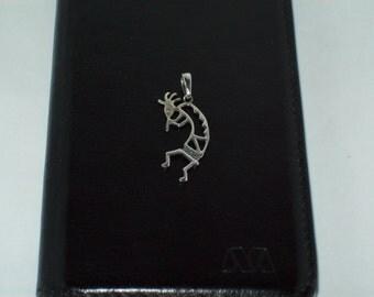 Sterling Silver Kokopelli Pendant