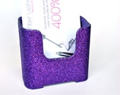 Younique blitz card holder.  Purple Glitter.  Bling.  Sparkles.  3D Mascara.  Younique.