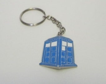 Police Box (T.A.R.D.I.S) Keyring