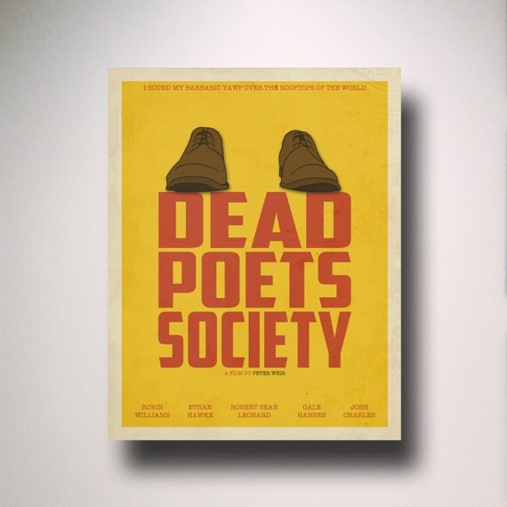 the tragic hero in the film dead poets society