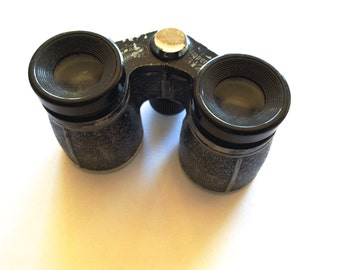 Braun Imperial Binoculars Opera Glasses Vintage Retro Viewing Accessory