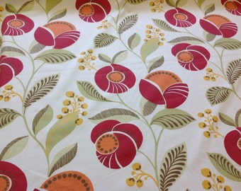 Montgomery designer curtain fabric delilah by the metre