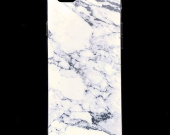 Iphone 6 and 6 plus Marble design soft phone case cover