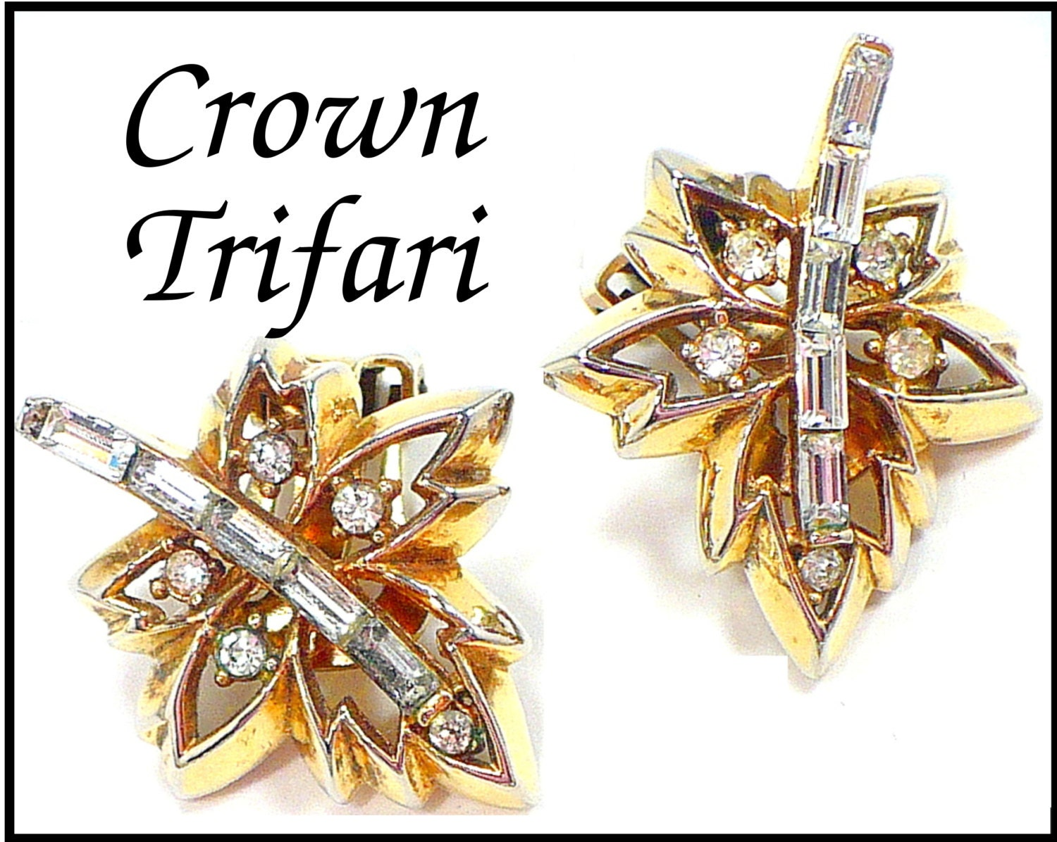 dating trifari jewelry By supporting thevintageblingbox,  in my shop dating back from 1920's through to  vintage bling box the vintage jewelry pieces i have collected and.