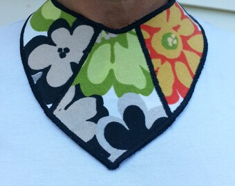 Necklace- Bib Style in Fabric