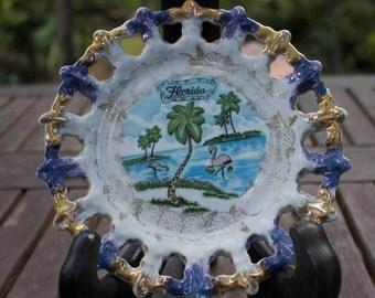 Vintage Florida State plate.