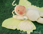 Napling Butterfly Pattern PDF Instant Download
