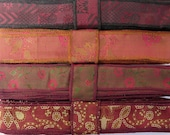 Brocade Sari Ribbon, C60