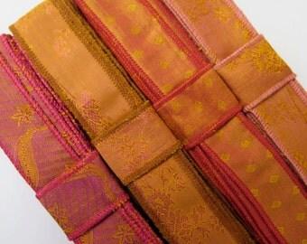 Brocade Sari Ribbon, C65