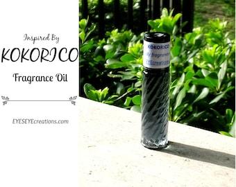 Fragrance Oil Inspired by KOKORICO - 1/3, 1/2, or 1 ounce (oz)