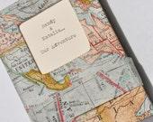 Personalized Travel Journal- Handmade