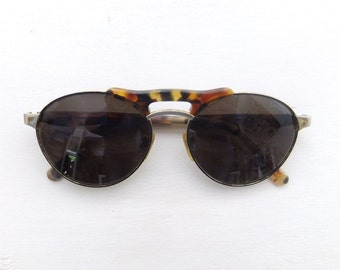 gold plated glasses – Etsy