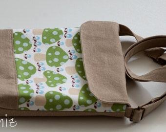 Inimini messenger bag for kids
