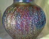 Jewel-Tone Textured Raku ...