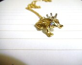Froggy Prince Necklace