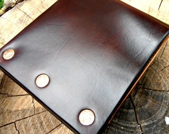 Superb Men's Leather Wallet, Men's Wallet, Men's Leather Wallet, Heavy Duty Leather Wallet, Minimal Leather Wallet