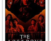 The Lost Boys (film poster)