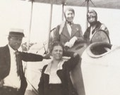 Vintage Photo: The Aviatrices