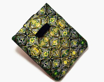 Hand Crafted Tablet Case from Ethnic/African Fabric /Case for iPad Mini, Kindle Fire HD 7, Samsung Galaxy HD 7, Nook HD 7, Google Nexus