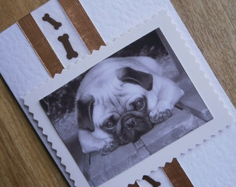 Pug card for any occasion