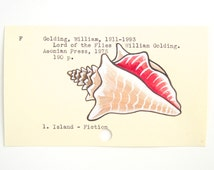 Lord Of The Flies Broken Conch