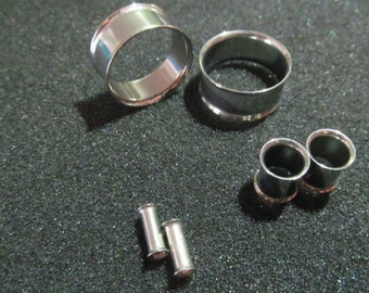 Stainless Steel Double Flared Eyelets