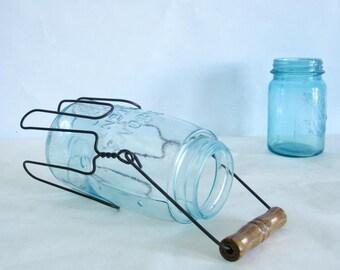 wire canning jar holder