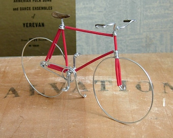 Red Wire Bike