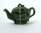 Miniature teapot ornament