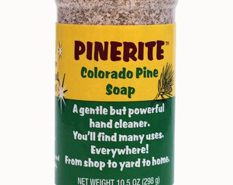 Natural Hand Cleaner - Pinerite Soap