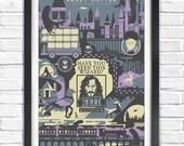 Harry Potter - 3 - The Prisoner of Azkaban - 19x13 Poster