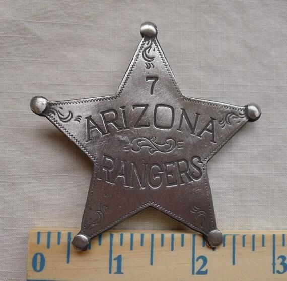 Arizona Ranger Badge By Coolstuffgoodprices On Etsy