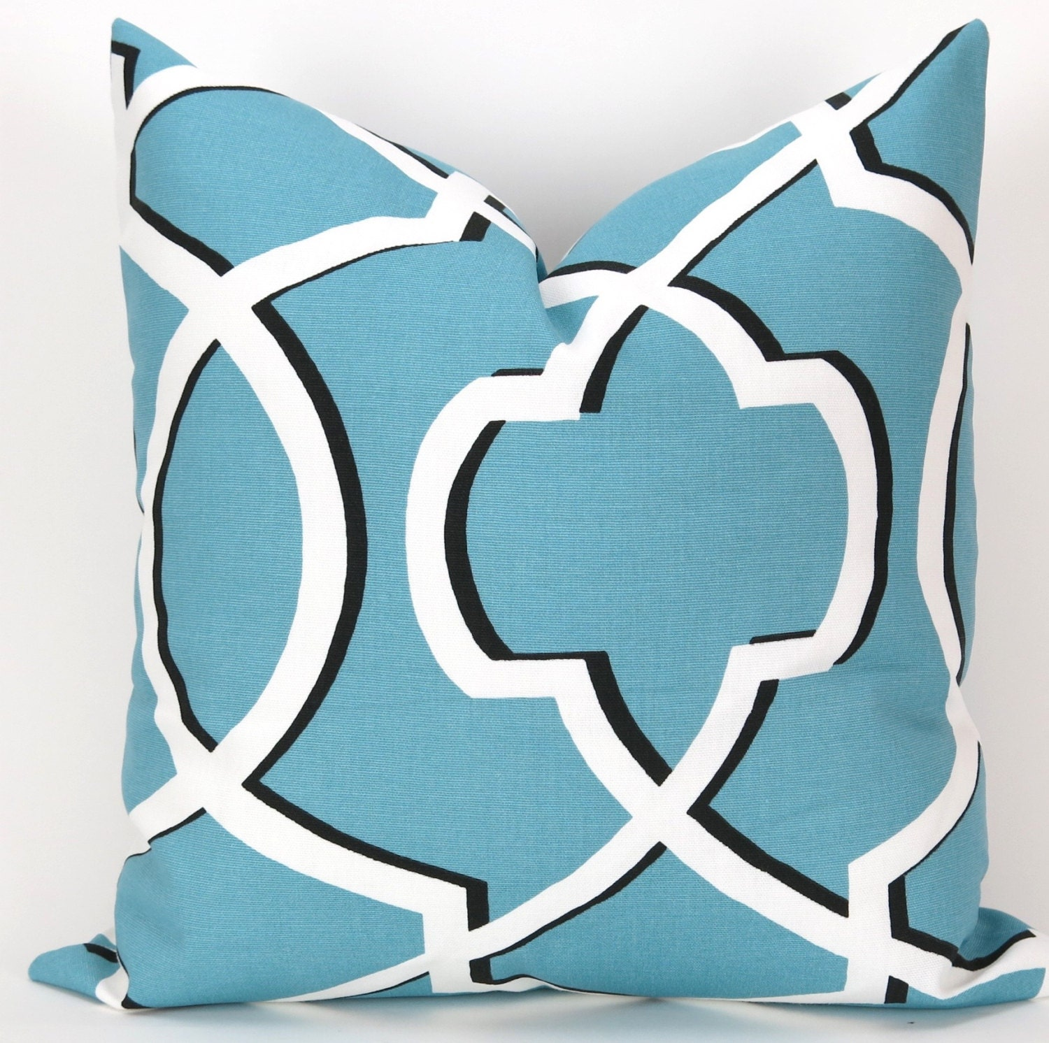 Blue & White Decorative Pillow MANY SIZES Euro by ...