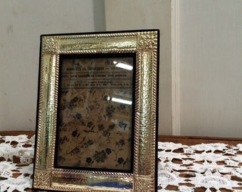 4x6 Two tone Picture Frame