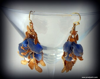JJoslinArtDesign Art Nouveau earrings