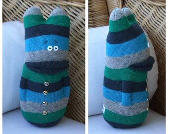 Sock doll Ollie