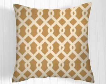 Tan Pillow Covers
