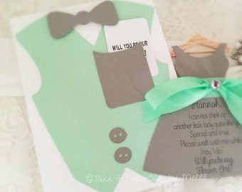 Will you be my ring bearer will you be my groomsman will you be my best man
