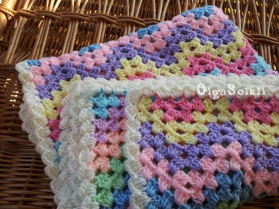 Pin Soft Cream Zigzag Crochet Baby Blanket on Pinterest