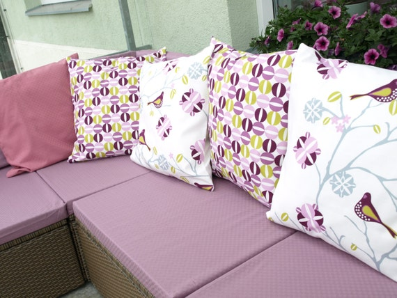 Pillow Cover For IKEA ARHOLMA Outdoor Sofa Seat Pad Back