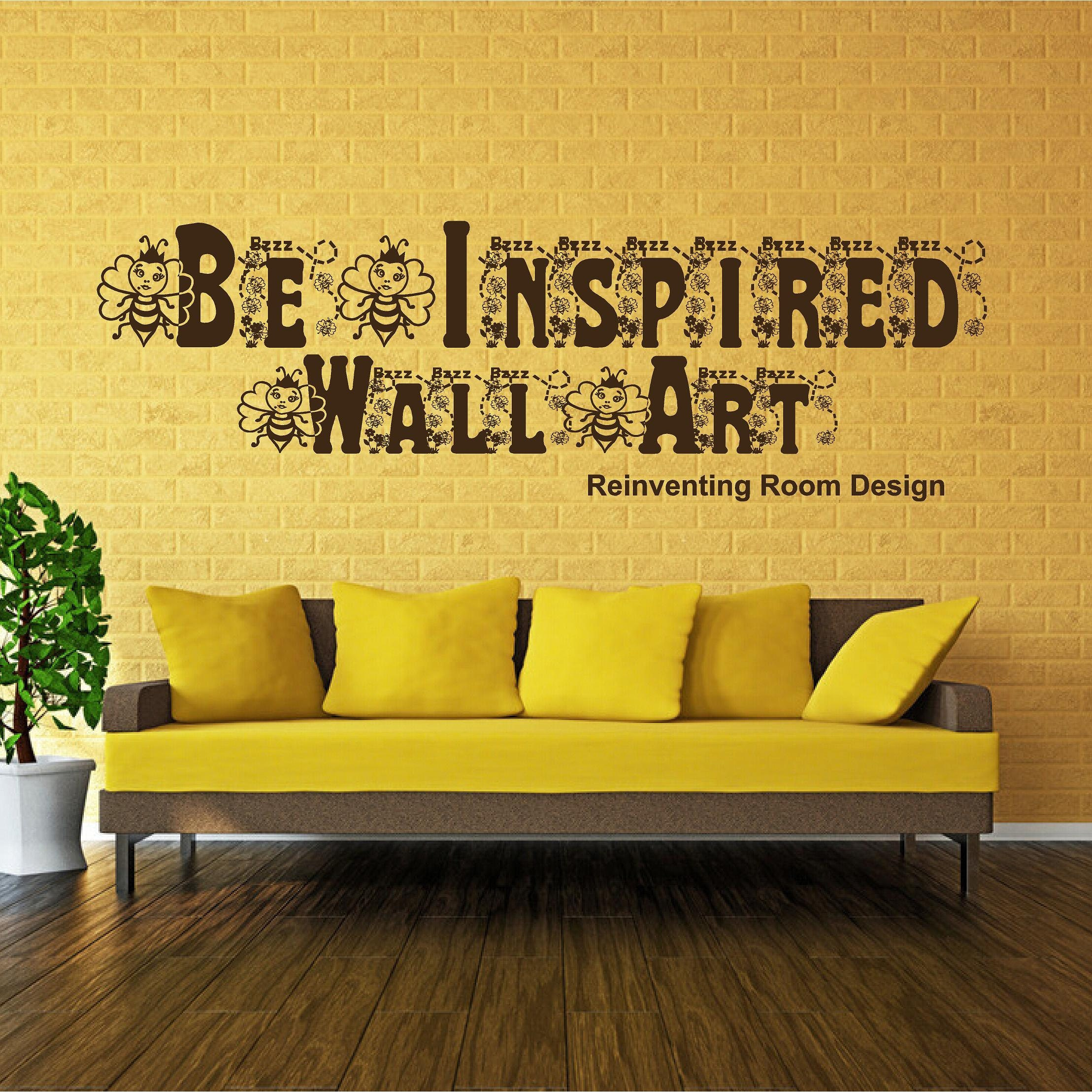 Decorated Indian Elephant Wall Decal Wall art Sticker