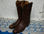 Lucchese 2083 Western Cowboy Boots Size 11C