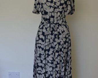 Vintage dress, 1990s, size 14