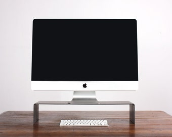 Monitor / TV  / all-in-one pc / iMac  stand, desk rise
