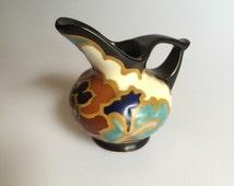 Gouda Holland Pottery Pitcher