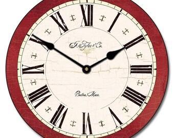 Carolina Red Clock