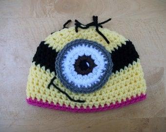 Minion Beanie Hat